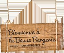 Bienvenue à la Basse Bergerie - 53400 Pommerieux