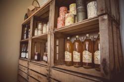 produits locaux-boutique de la Chouette Cabane