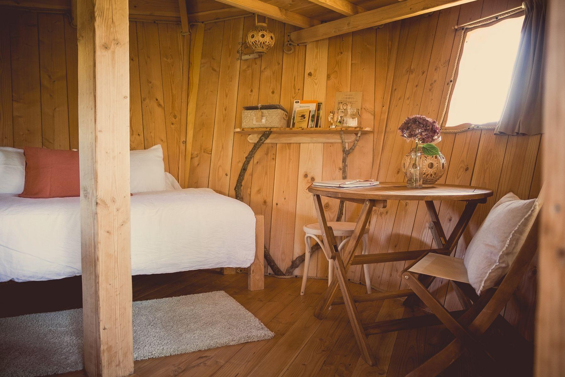 Cabane de france