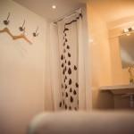 salle de bains Roulotte